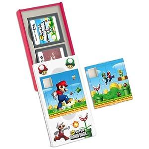 BigBen Magic Puzzle Mario Bros. Spiele-Hülle Game-Case für Nintendo DS DSi 3DS Spiel Module