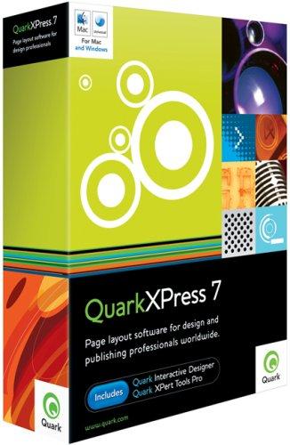 Quark Xpress 7, Upgrade Edition, ILove Design (PC/Mac)