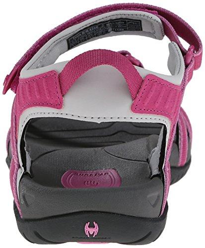 Teva Tirra W's Damen Sport- & Outdoor Sandalen Pink (725 raspberry)