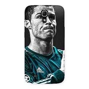 Calmness Football Back Case Cover for Galaxy Mega 6.3