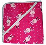 Tinny Tots Baby Wrapping Blanket (Magent...
