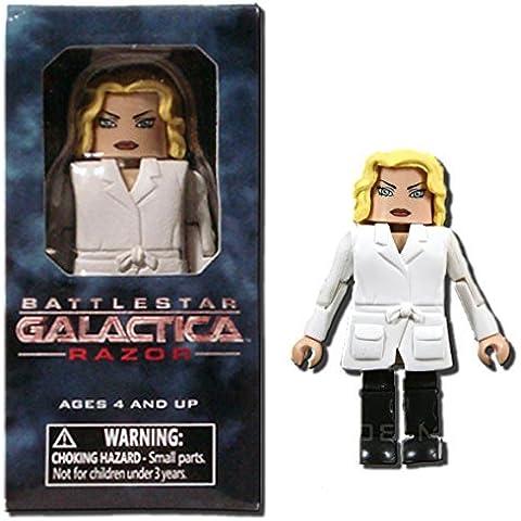 Battlestar Galactica Razor Minimates Pegasus Six by Diamond Select Toys