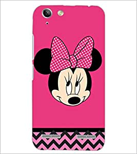 PrintDhaba Minnie Mouse D-2324 Back Case Cover for LENOVO VIBE K5 PLUS (Multi-Coloured)