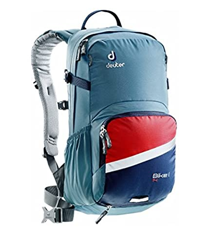 DEUTER BIKE ONE 14 BACKPACK (SLATEBLUE/MIDNIGHT)