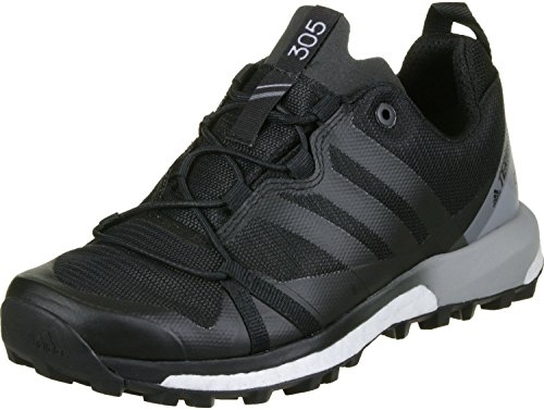 adidas Damen Trekkingschuhe Terrex Agravic GTX core black/core black/ftwr white