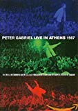 Peter Gabriel: Live In Athens 1987 [DVD]