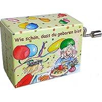 Mini-Drehorgel-Rolf Zuckowski-Ich schaff das schon*Wie schön das du geboren bist*In der Weihnachtsbäckerei