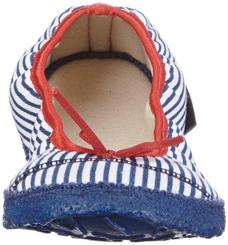 Nanga Raspberry Damen Flache Hausschuhe Blau (Dunkelblau 32)