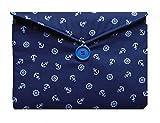 Blau Anker drucken Apple iPad Mini oder ähnliche 7'9