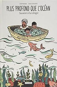 Plus profond que l'océan par Laïla Koubaa