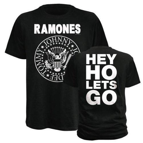 Bravado Herren T-Shirts Schwarz - Black