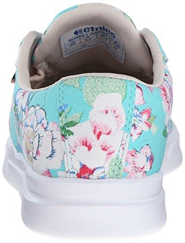 Etnies - Jameson SC WS 001 Black Sneaker Herren Skate Schwarz Weiß Skateschuh Scout Ultraleicht Floral