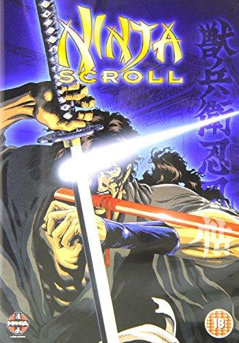 Ninja Scroll [Edizione: Regno Unito] [Import italien]