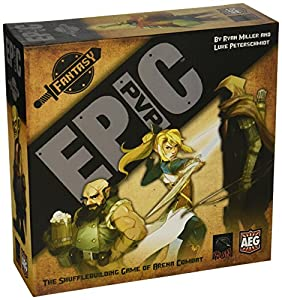 Alderac Entertainment Group Inc. Epic PVP: Fantasy