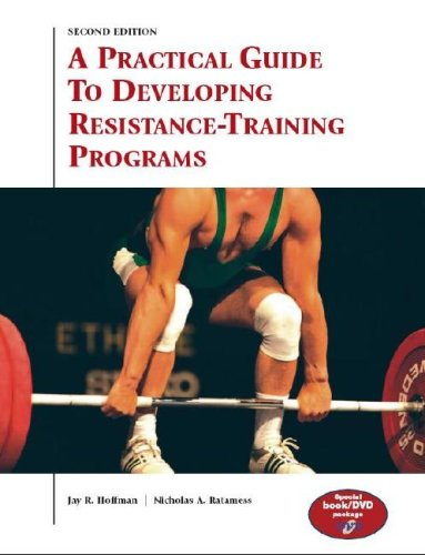 A Practical Guide to Developing Resistance-Training Programs (Coaches Choice) por Jay R., Ph.D. Hoffman