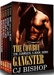 THE COWBOY GANGSTER: The Complete 5 Books Series (English Edition)