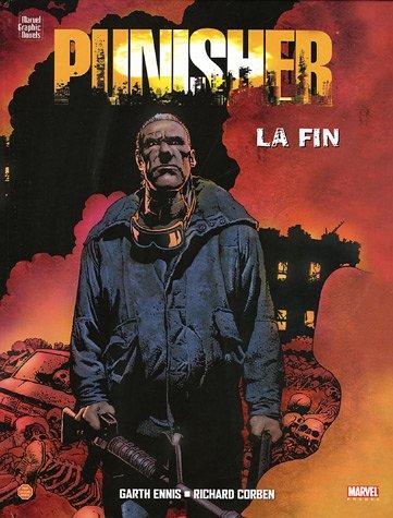 The Punisher : La fin par Garth Ennis, Richard Corben