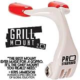 PRO STANDARD Mund Halterung für GoPro Hero Kamera Grill/Surf Mount