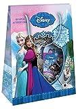 Disney La Reine Des Neiges Pare-chocs Activity Pack De Pare-chocs Stickers Crayons Art Sac De Fête Colorer