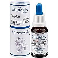 MirianaFlowers Honeysuckle 20ml Bachblüten Stockbottle preisvergleich bei billige-tabletten.eu