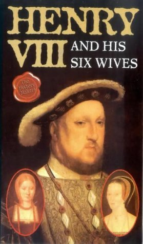 history-makers-henry-viii-and-his-six-wives-vhs-1972