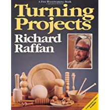 Turning Projects: with Richard Raffan (Fine Woodworking DVD Workshop)