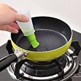 pindia Silikon Kochen Flasche Bratenspritze Öl Butter Pinsel Marinaden Standard Werkzeug NEU