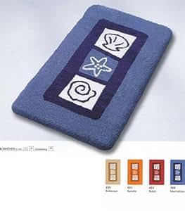meusch 2335331911 badteppich sylt set 3 teilig karotte k che haushalt. Black Bedroom Furniture Sets. Home Design Ideas