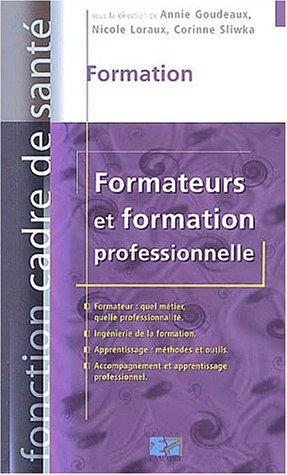Formateurs et formation professionnelle