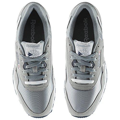 Reebok Classic Nylon Herren Sneakers Grau