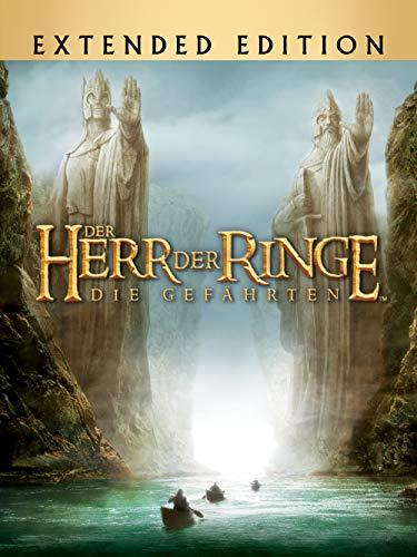 Der Herr der Ringe: Die Gefährten - Special Extended Edition (Herr Der Ring Extended Edition)