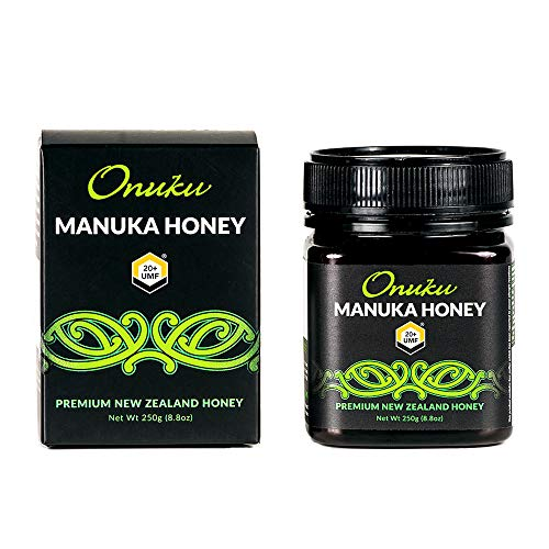 Onuku Premium Neuseeland Manuka Honig UMF 20+ 250g (Manuka-honig Umf 20)