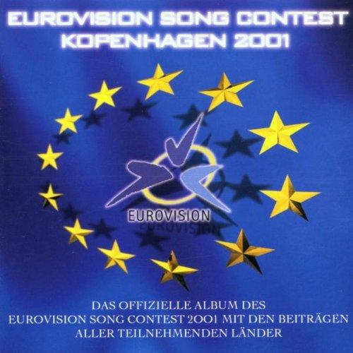 Preisvergleich Produktbild Eurovision Song Contest - Kopenhagen 2001