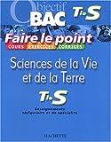 Sciences et Vie de la Terre Terminale S