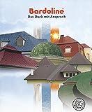 Bitumenschindeln ONDULINE - Bardoline PRO - Rechteck schieferblau (anthrazit) - Paket a 3,05 m² - Paketpreis Euro 39,00 - MIndestbestellwert Euro 150,00