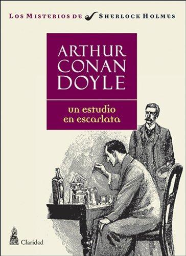 Un Estudio en Escarlata (Los misterios de Sherlock Holmes nº 3)