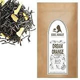 EDEL KRAUT | BIO Schwarzer Tee Dream Orange Tee | Naturally Flavored Black Tea Organic 250g