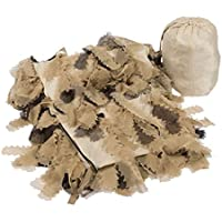 Mil-Tec Cubierta de Camuflaje Ghillie Cover Oak Leaf 200x200 (Desierto)