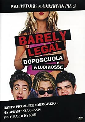Barely legal [IT Import]