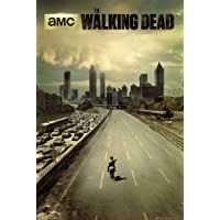 Walking Dead, The - City - Filmposter Kino Movie Gruselfilme - Grösse 61x91,5 cm