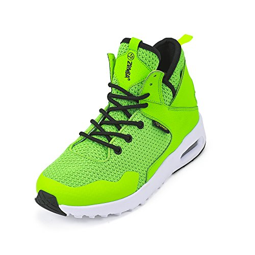 Zumba Footwear Zumba Air Classic Remix, Damen Hallenschuhe, Grün (Green), 37.5 EU (6.5 UK)