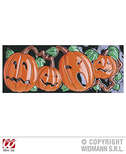 TÜRDEKO - KÜRBISSE - ***HORIZONTAL*** Halloween Deko (Halloween Türdekoration)