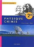 Image de Physique-chimie, seconde, élève, édition 2000
