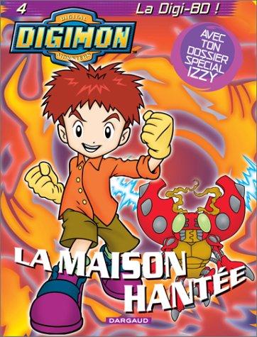Digimon Tome 4 : La maison hantée par Collectif