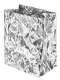 Hailo 0100-100 AluBag - Design-Papierkorb - Papiersammeln auf höchstem Niveau