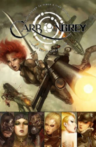 Carbon Grey Omnibus Collection by Paul Gardner (2016-06-07)