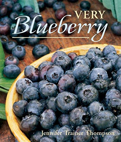 Very Blueberry by Trainer Thompson, Jennifer (2005) Paperback