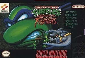 TURTLES Tournament Fighters - Super Nintendo (SNES)