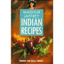 Madhur Jaffrey's Indian Recipes (Pavilion Books for Real Cooks) by Madhur Jaffrey (1994-04-21)