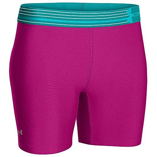 Under Armour Damen Sportswear BH Heatgear Alpha Mid MAGENTA SHOCK